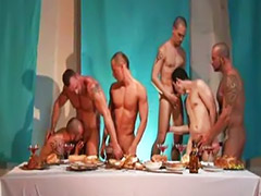 Anal group, Gay group, Sex la, La sex, Group men, Group oral