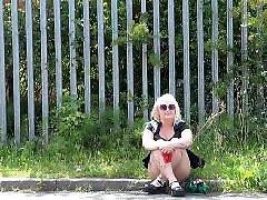 Voyeur blond, Publicity nude, Public flashing amateur, Public blonde, Public bbw, Public nudes