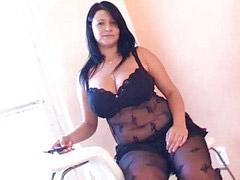 Fat, Black