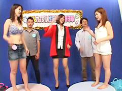 Japanese, Strip, Stripped, Gameshow, Strips, 台湾strip