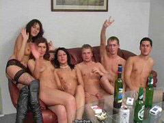Russian, Sex party, Party