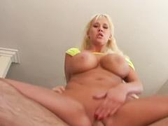 Big tit milf, Blond milf, Blow bang, Cute porn, Cute big tit, Parker