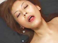 Japanese, Japanese facial, Hime kamiya, Asian bukkake, Japanese facials, Japanese cum shot