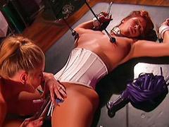 Femdom, Spanking lesbian, Lesbian lick, Toy sex, Masturbation lesbians, Lesbian spanking