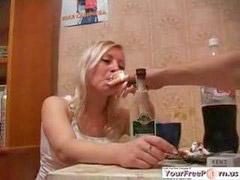 Russian, Drunk