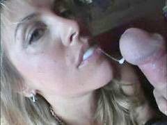 Compilation, Amateur, Swallow, Wife