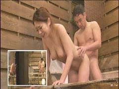 Japanese, Japanese wife, Hot japanese, Hot wife, Japanese wife , Hot spring
