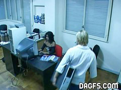 Hidden cam, Hidden, Caught, Office