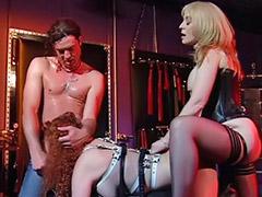 Femdom, Stockings anal, Head shaving, Femdom asian, Asian spanking, Audrey