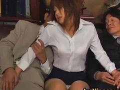 Japanese, Yuka matsushita, Yuka, Japanese threesome, Threesome japanese, Japanese threesom