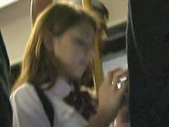 Bus, Schoolgirl