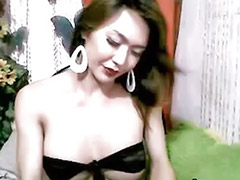 Shemale, Asian anal