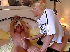 Domination, Young, Teen, Huge cock, Sweet