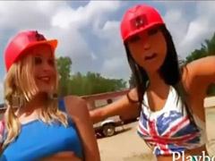 Lesbian big, Badass, Babe big tits, Lesbian bikini, Big ass blonde, Lesbian big tits