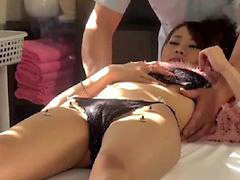 Masseure, Models her, Model s fucked, Model fuck, By masseur, Masseur