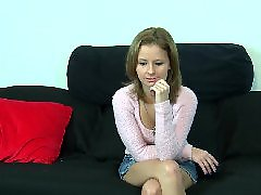 Casting, First time, Teen