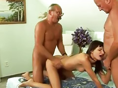 Fucks two, Oral fuck, Two vagina, Threesome sex, Threesome fucking, Threesome fuck
