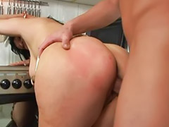 Step mom, Mature masturbation