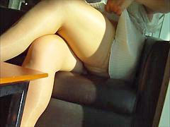 Heels, Mini, Heels stockings, Top, S-top, Stockings heels