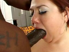 Interracial, Fat, Bbw