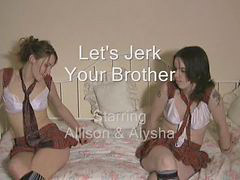 Jerking, Brother, Brotherly, Jerk off, Jerks, Brother s
