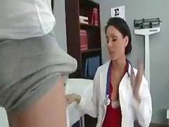 Nurse, School, Milf