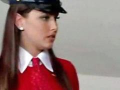 Flight attendent, Flight attendant, Slut, Lesbiskt, Tio