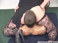Ass cleaner, Tells, What ass, What a ass, Mistress ass, Demands