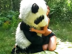 Huge sex, Sex with sex toys, Funny, Panda, Couple with teen, Funny sex