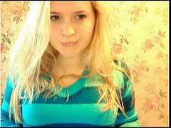 Webcam, Young, Russian