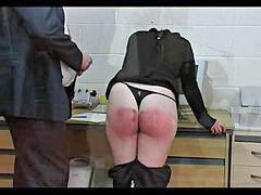 Büro bestrafen, Bestrafen männer