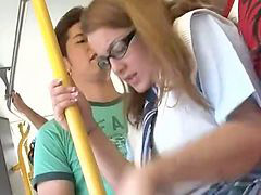 Bus, Groped