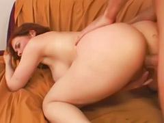 Mae, Redhead blowjob, Mae oral, Big tits facial, Victoria mae, Victoria b