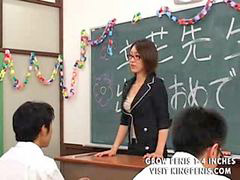 Teacher, Student, Japanese