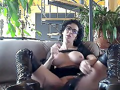 Tits webcam, Webcams tits, Leathere, Leather leather, In webcam, Kinky brunette