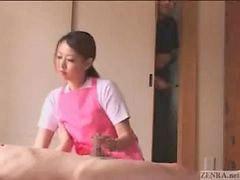 Japanese, Handjob