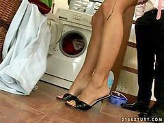 Foot, Footing, Hot housewife, Hot foot, Fetish foot, Footفوت جاب
