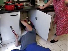 Plumberù, Plumbering, Plumber fuck, Fuck plumber, Plumber housewife, Housewife fucks