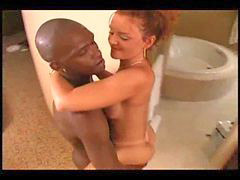 Interracial, Creampie