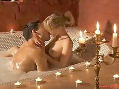 Kissing, Kiss, Erotic, Sensual, Bath, Kissing sensual