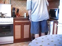 In kitchen, Wife sex, The-sex, The sexe, Wifes sex, Wife kitchen
