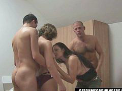 Swingers, Swinger, Party, Group, Czech