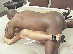 Interracial, Creampie, Squirt, Squirting, Mandi, Andy