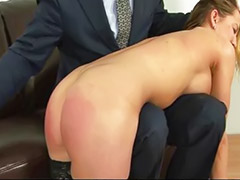 She boss, Shes boss, Punished babes, Office punishments, Office boss, Office busty