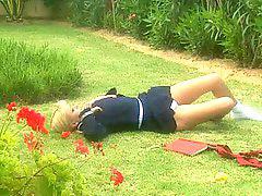 Joanne, Joann, Gardeneer, Joanne guest, In garden, Gard