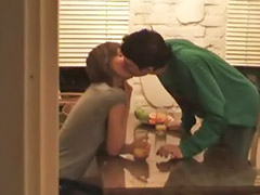 Teen seduction, Kitchen teen, Couple kitchen, Teen sex kitchen, Teen licking, Teen kitchen