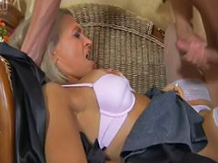 Russian mature, Russian milf, Old young