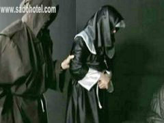 Bend, Bending over, Nuns l, Nuns horny, Nun and nun, Bending