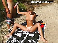 Nudist, Teen, Blonde teen, Teen blonde, Teen blond, Nudist teen