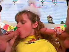 Teeny, Degrading, Molly rome, 2 in 1, Teen 9, Molly